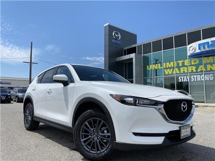 2020 Mazda CX-5 GX (Stk: NM3375) in Chatham - Image 1 of 22