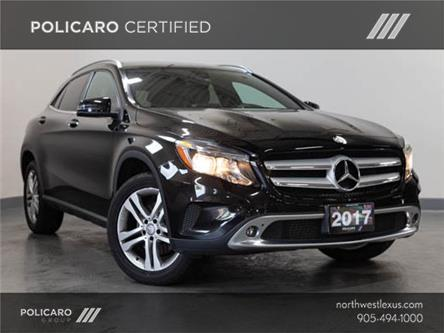 2017 Mercedes-Benz GLA 250 Base (Stk: 322100T) in Brampton - Image 1 of 18