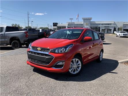 2021 Chevrolet Spark 1LT CVT (Stk: MC701528) in Calgary - Image 1 of 20