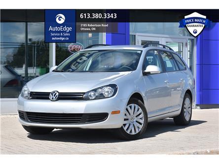 2014 Volkswagen Golf 2.5L Trendline (Stk: A0256A) in Ottawa - Image 1 of 25