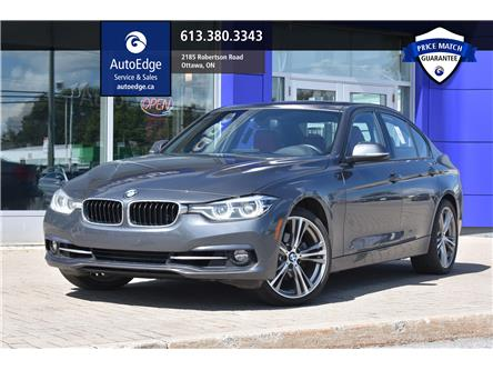 2018 BMW 330i xDrive (Stk: A0271) in Ottawa - Image 1 of 31