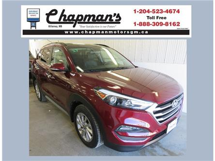 2017 Hyundai Tucson SE (Stk: 20-097B) in KILLARNEY - Image 1 of 33