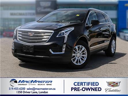 2017 Cadillac XT5 Base (Stk: 200356PA) in London - Image 1 of 10
