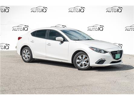 2014 Mazda Mazda3 GX-SKY (Stk: 27634U) in Barrie - Image 1 of 9