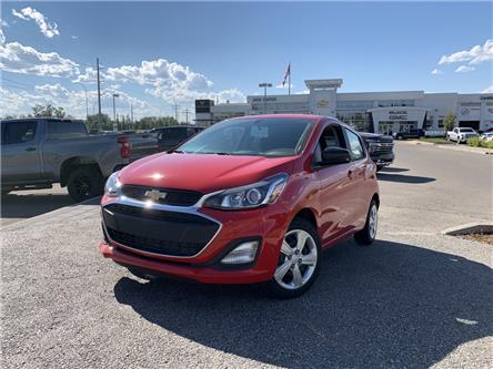 2021 Chevrolet Spark LS Manual (Stk: MC701567) in Calgary - Image 1 of 17
