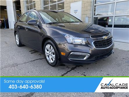 2015 Chevrolet Cruze 1LT (Stk: R60551) in Calgary - Image 1 of 21
