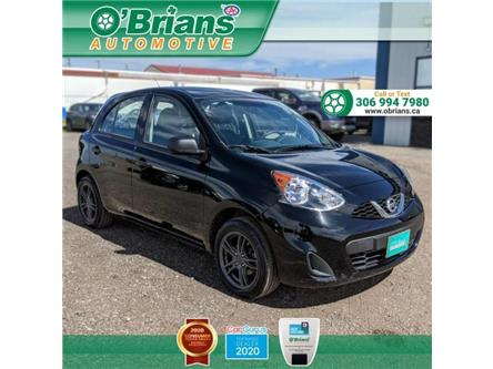 2018 Nissan Micra S (Stk: 13668A) in Saskatoon - Image 1 of 19