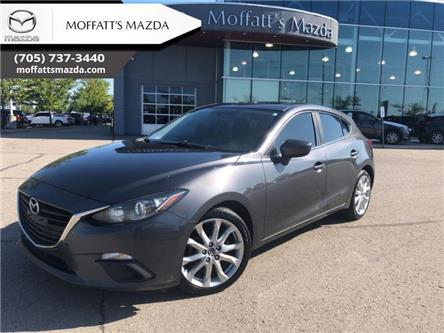 2016 Mazda Mazda3 Sport GS (Stk: P8215A) in Barrie - Image 1 of 22