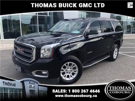 2018 GMC Yukon SLT (Stk: UT41875) in Cobourg - Image 1 of 27