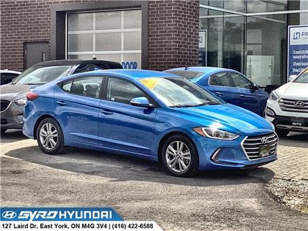 2018 Hyundai Elantra GL (Stk: H5931) in Toronto - Image 1 of 28