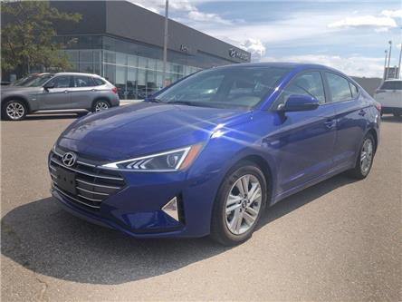2020 Hyundai Elantra Preferred (Stk: 36013a) in Brampton - Image 1 of 23