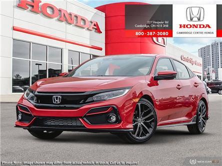 2020 Honda Civic Sport (Stk: 21140) in Cambridge - Image 1 of 24
