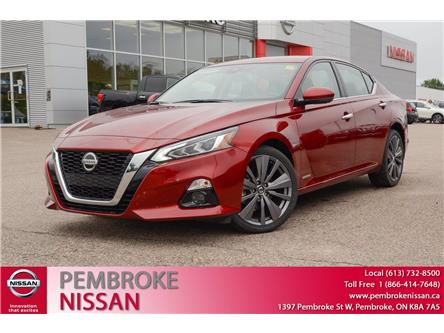 2019 Nissan Altima 2.5 Platinum (Stk: 19035) in Pembroke - Image 1 of 30