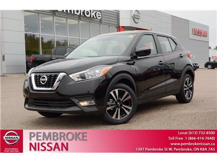 2019 Nissan Kicks SV (Stk: 19297) in Pembroke - Image 1 of 26