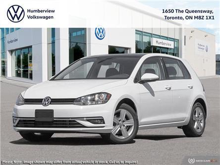 2020 Volkswagen Golf Comfortline (Stk: 97990) in Toronto - Image 1 of 11