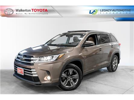 2017 Toyota Highlander Limited (Stk: 20377A) in Kincardine - Image 1 of 20