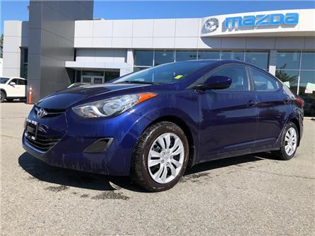 2013 Hyundai Elantra GL (Stk: 318230J) in Surrey - Image 1 of 15