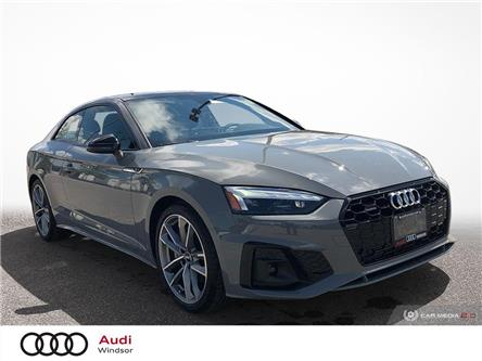 2020 Audi A5 2.0T Progressiv (Stk: 9993) in Windsor - Image 1 of 30