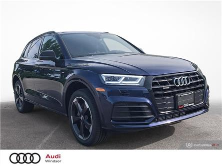 2020 Audi Q5 45 Progressiv (Stk: 9983) in Windsor - Image 1 of 30