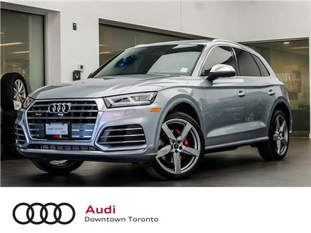 2019 Audi SQ5 3.0T Technik (Stk: P3853) in Toronto - Image 1 of 29