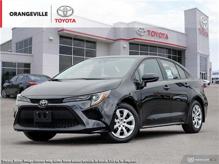 2020 Toyota Corolla LE (Stk: H20630) in Orangeville - Image 1 of 23