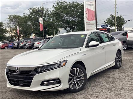 2020 Honda Accord Hybrid Touring (Stk: 20849) in Barrie - Image 1 of 22