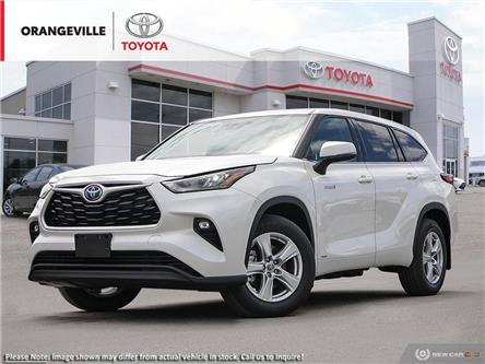 2020 Toyota Highlander Hybrid LE (Stk: H20628) in Orangeville - Image 1 of 23