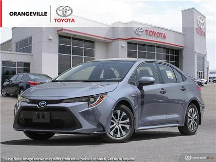 2021 Toyota Corolla Hybrid Base w/Li Battery (Stk: 21007) in Orangeville - Image 1 of 23