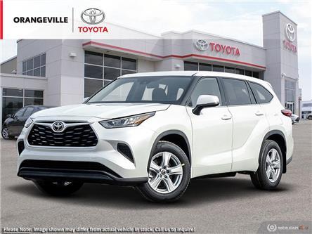 2020 Toyota Highlander LE (Stk: H20556) in Orangeville - Image 1 of 23