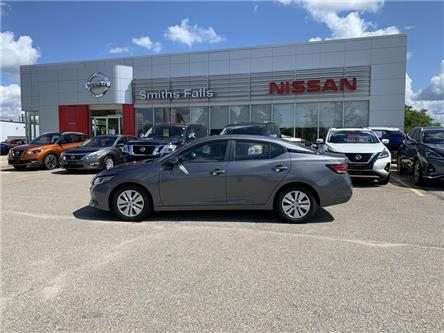 2020 Nissan Sentra S Plus (Stk: 20-168) in Smiths Falls - Image 1 of 13