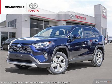 2020 Toyota RAV4 Hybrid Limited (Stk: H20603) in Orangeville - Image 1 of 23