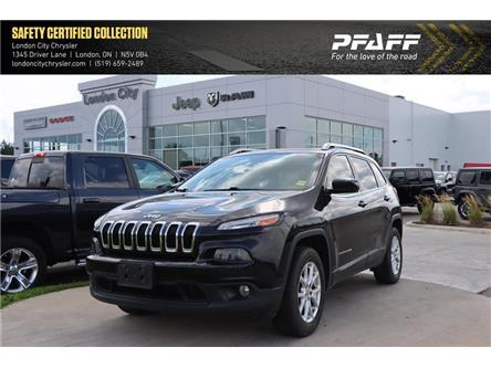 2016 Jeep Cherokee North (Stk: LC2716A) in London - Image 1 of 22
