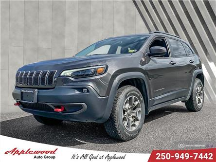 2020 Jeep Cherokee Trailhawk (Stk: E0182) in Port Hardy - Image 1 of 25