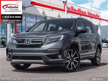 2021 Honda Pilot Touring 7P (Stk: 22637) in Greater Sudbury - Image 1 of 21