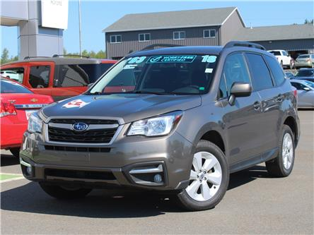 2018 Subaru Forester 2.5i Convenience (Stk: 200443A) in Fredericton - Image 1 of 14