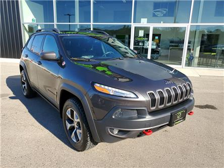2015 Jeep Cherokee Trailhawk (Stk: 20-200A Tillsonburg) in Tillsonburg - Image 1 of 30