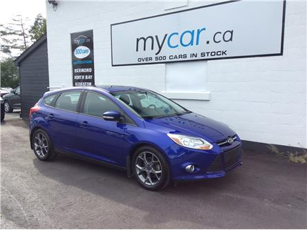 2014 Ford Focus SE (Stk: 200801) in Kingston - Image 1 of 21
