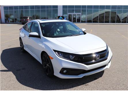 2020 Honda Civic Sport (Stk: 2200673) in Calgary - Image 1 of 10