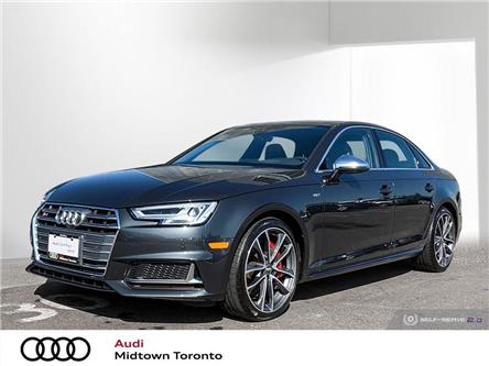 2018 Audi S4 3.0T Technik (Stk: P8167) in Toronto - Image 1 of 24