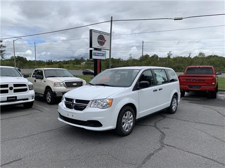 2020 Dodge Grand Caravan SE (Stk: 6502) in Sudbury - Image 1 of 18