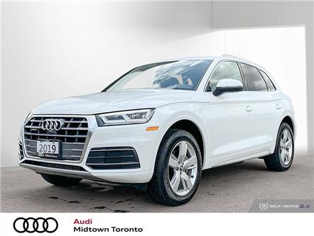 2019 Audi Q5 45 Technik (Stk: P8155) in Toronto - Image 1 of 25