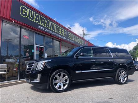 2015 Cadillac Escalade ESV Premium (Stk: A19669) in Ottawa - Image 1 of 20