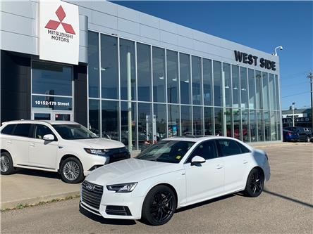 2017 Audi A4 2.0T Technik (Stk: BM3858) in Edmonton - Image 1 of 28