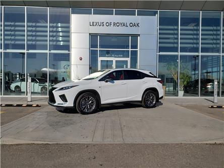2020 Lexus RX 350 Base (Stk: L20496) in Calgary - Image 1 of 10