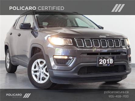2018 Jeep Compass Sport (Stk: 416177T) in Brampton - Image 1 of 18