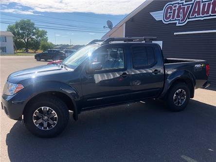 2018 Nissan Frontier PRO-4X (Stk: ) in Sussex - Image 1 of 27