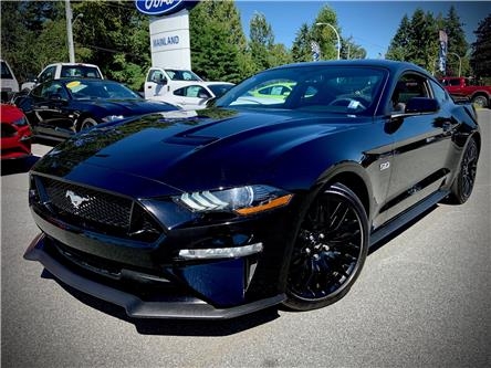 2018 Ford Mustang GT (Stk: P16145) in Vancouver - Image 1 of 25