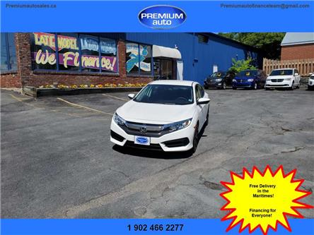 2016 Honda Civic LX (Stk: 018429) in Dartmouth - Image 1 of 19