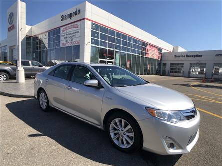 2013 Toyota Camry Hybrid XLE (Stk: 9143A) in Calgary - Image 1 of 22