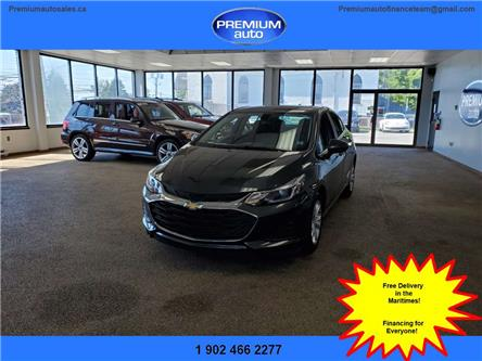 2019 Chevrolet Cruze LT (Stk: 580192) in Dartmouth - Image 1 of 19